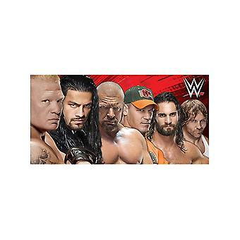WWE line up ręcznik plażowy