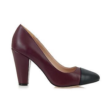 Beaulieu pruim schoenen
