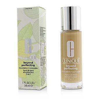 Clinique Beyond Perfecting Foundation & Concealer - # 01 Linen (vf-n) - 30ml/1oz