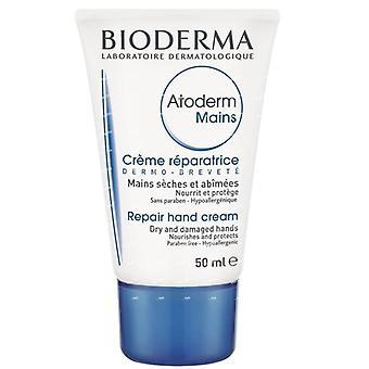 Bioderma Atoderm reparera handkräm 50ml