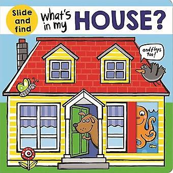 Vad är i mitt hus (vad finns i min) [styrelse bok]