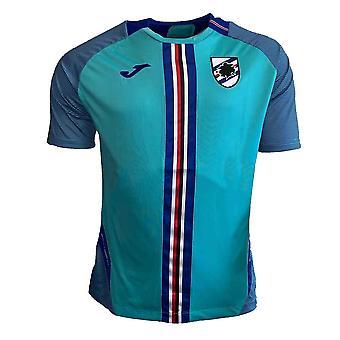2019-2020 Sampdoria Joma Training Shirt (Green)