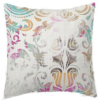 Wellindal Printed Cushion Cover Vera 50X50 Cm (Decoration , Cushions)