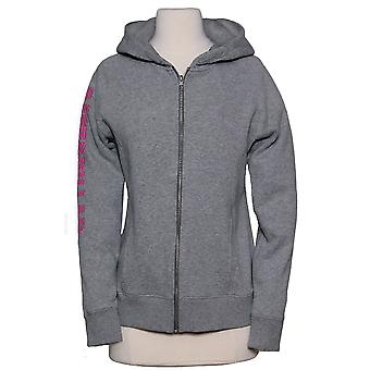 CAT Workwear Womens Zinnia Cotton Full Zip Banner Hoodie