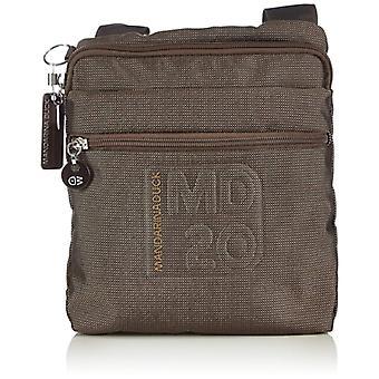 Mandarin Duck MD20 Brown Women's Shoulder Bag (Pirite)