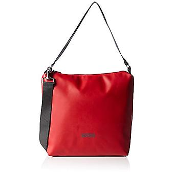 Bree 83702_Unisex-Erwachsene Borse a Tracolla Unisex adulto Rosso (Rosso (Red 152.0)) 30x12x32 cm (B x H x T)