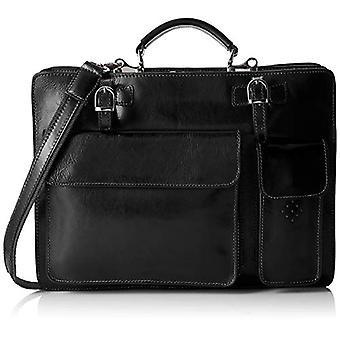 All-Fashion Chicca Cbc18215gf22 Unisex Adult Black Hand Bag 11x30x39 cm (W x H x L)