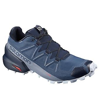 Herren Speedcross 4 GTX Schuhe bright blue union blue UK7.5