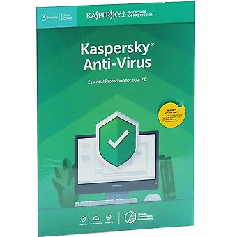 Kaspersky Anti-Virus - France 3 Appareils 1 an