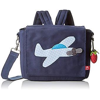Unbekannt La Fraise Rouge 10013-7 Children-Sports Bag - Color Blue