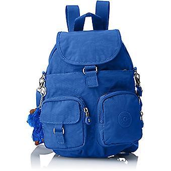 Kipling Firefly N - Women's Backpack - Blue (Saxony Blue) - 22x31x14 cm
