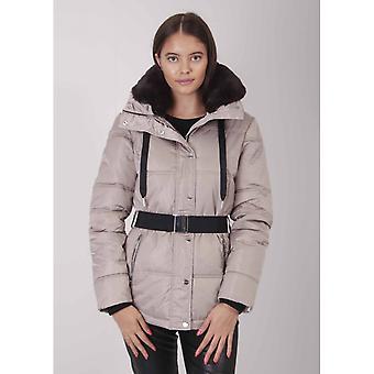 Rino & Pelle Elleni Shiny Satin Coat