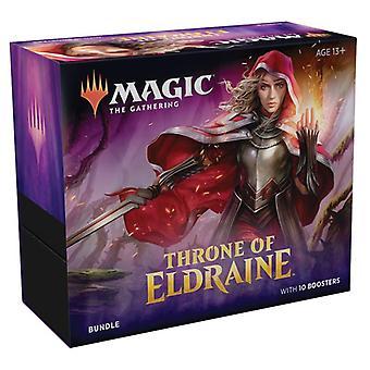 Magic de Gathering-troon van Eldraine-bundel doos