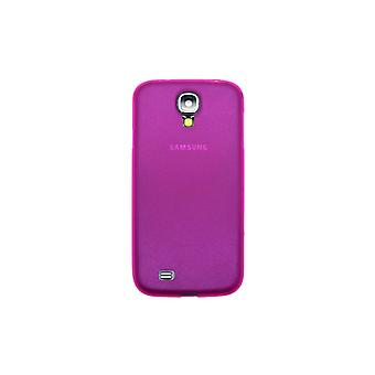 Galaxy S4 ultratunn skal skydd case cover rosa
