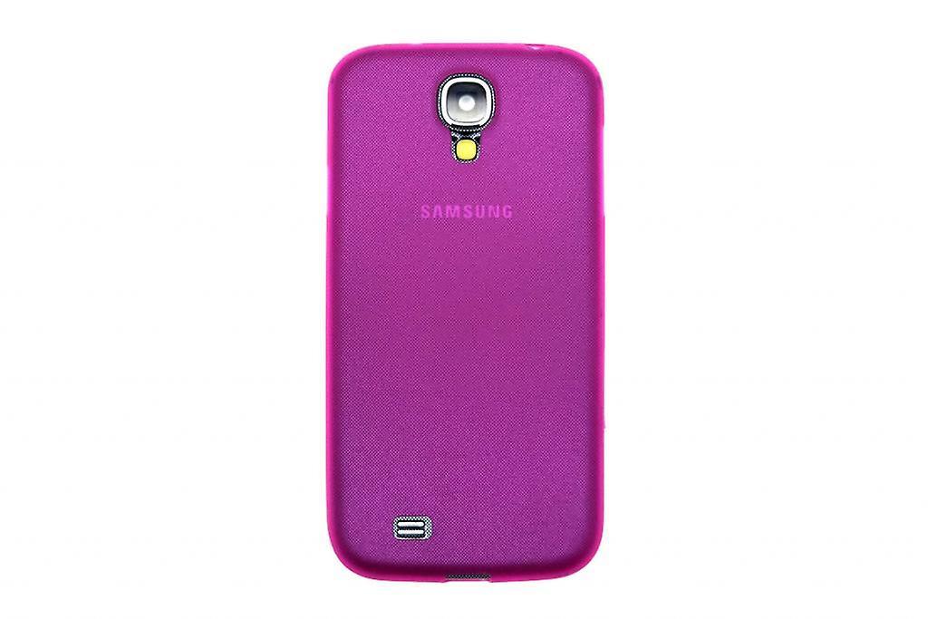 Galaxy S4 ultratunn skal skydd case cover rosa
