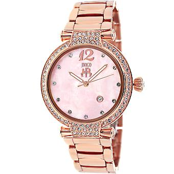 Jivago Women's Bijoux Pink MOP Dial Watch - JV2219