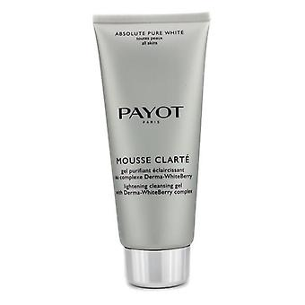 Payot Absolute Pure White Mousse Clarte Lightening Cleansing Gel - 200ml/6.7oz