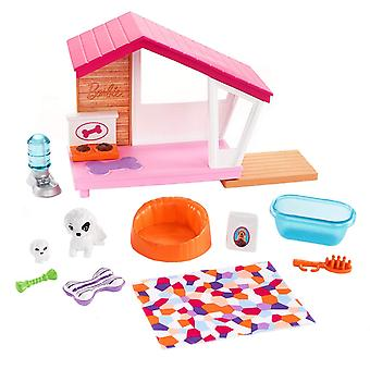 Barbie Large Indoor Accessory Set - Dog House