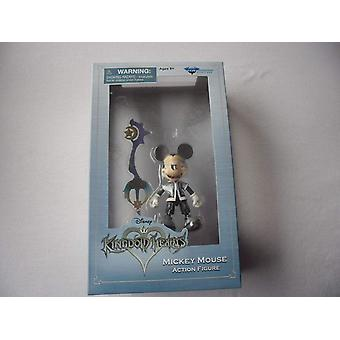 Kingdom Hearts Disney Mickey Mouse Action Figure Toy