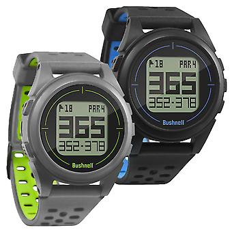Bushnell Golf iON2 GPS Rechargeable Reversible Bluetooth Watch Rangefinder