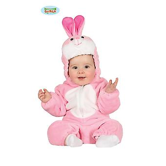 Guirca - costume baby Bunny Pink Bunny rabbit child costume
