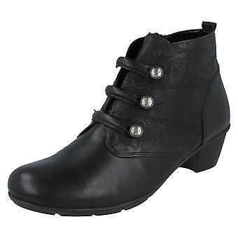 Botas de tobillo de señoras Botas De botines R7577