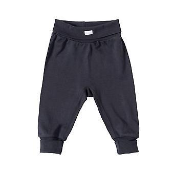 Baby pants bamboo graphite