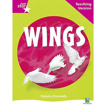 Rigby Star Nonfiction Guided Reading Pink Level Wings Teac