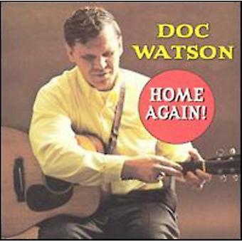 Doc Watson - Home Again! [CD] USA import