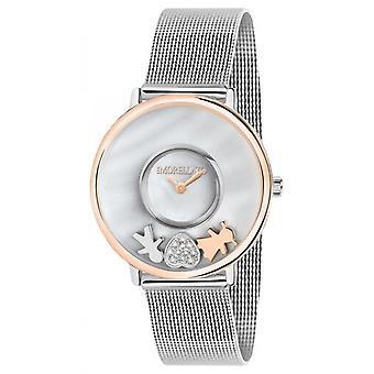Morellato kvarts diamant accenter R0153150508 kvinder ' s ur