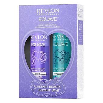 Revlon Equave Instant Love Blonde Packde 2 Piezas