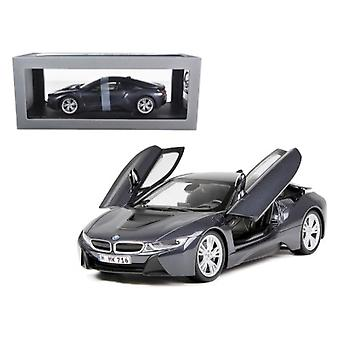 BMW i8 Sophisto et Frozen Grey 1/18 Diecast Model Car par Paragon