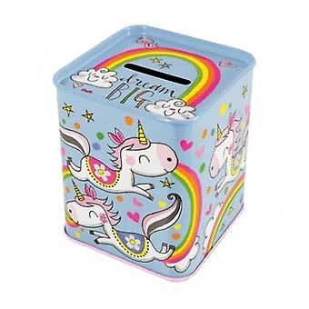 Rachel Ellen Unicorn penger Box