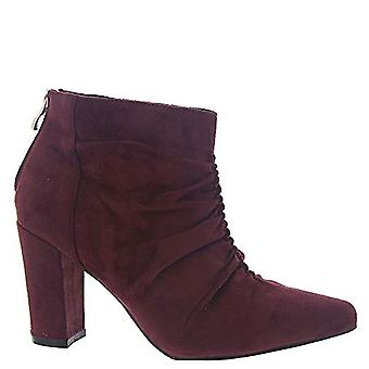 Beacon Kristen Women-apos;s Boot 7.5 C/D US Burgundy