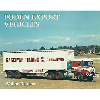 Foden Export Vehicles by Wobbe Reitsma