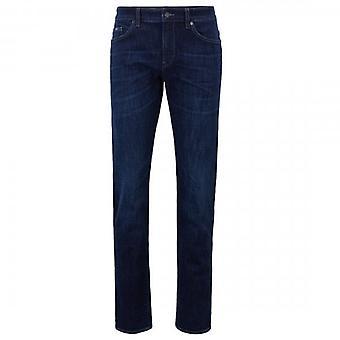 Hugo Boss Delaware3-1 Blue Slim Fit Stretch Jeans 422 50415881
