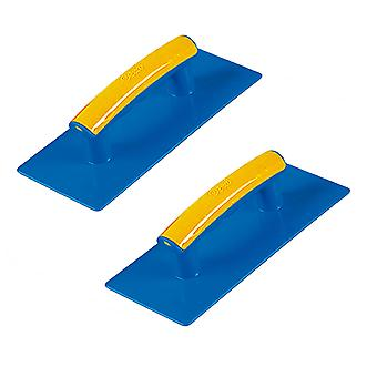 Gowi Toys Realistic Children's Plastering Trowel (Pack of 2) Construction Build