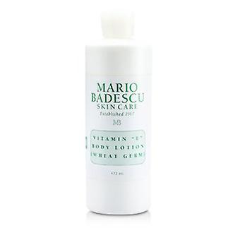 Mario Badescu Vitamin E Body Lotion (vetegroddar) - För alla hudtyper 472ml/16oz