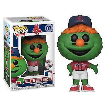 MLB Wally the Green Monster Pop! Vinyl