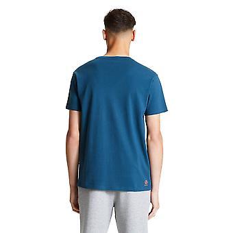 Dare 2b hombres dividen algodón ligero transpirable camiseta camiseta