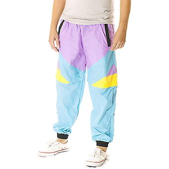 Funny Guy Mugs Gnarly Windbreaker Pants, 2X-Large