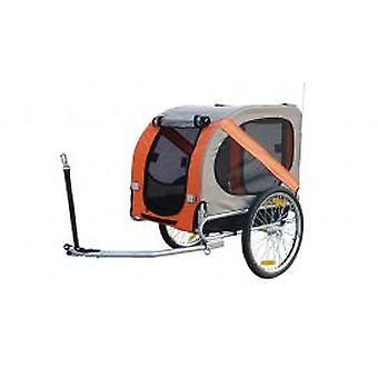 Duvo+ Ride Trailer # 1 (Dogs , Transport & Travel , Bike Accessories)