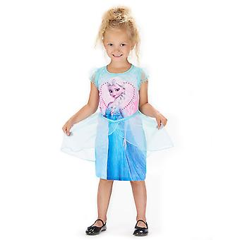 Robe Elsa La Reine des Neiges fille