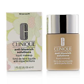 Anti blemish solutions liquid makeup # 02 fresh ivory 115521 30ml/1oz