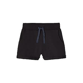 Name-it Girls Sweat Short Volta Black