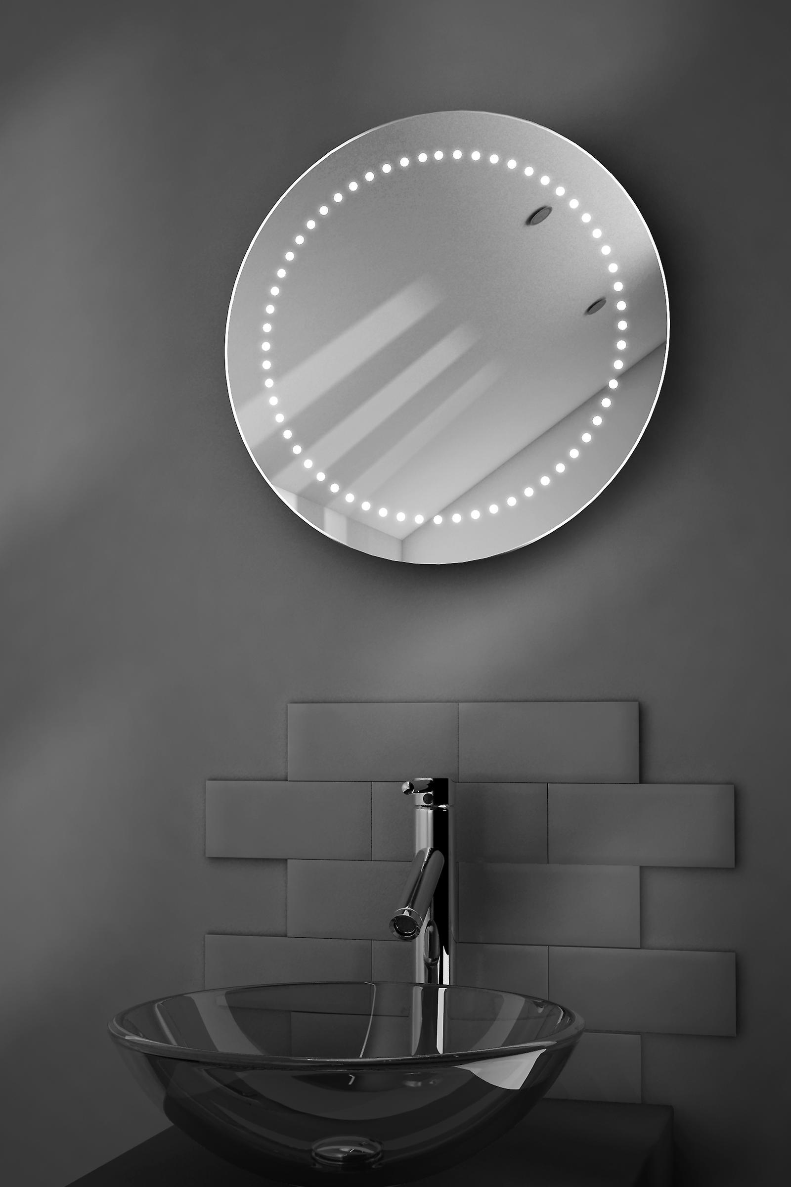 Miroir de salle de bains audio avec Bluetooth et Capteur K15aud