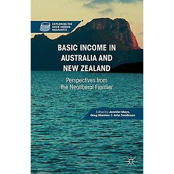 Basic Income in Australia and New Zealand by Mays & Jennifer