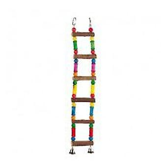 Mgz Alamber Wooden stairs 70 X 20 Cm (Birds , Bird Cage Accessories , Perches & Posts)