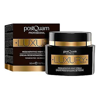 Nourishing Facial Cream Luxury Gold Postquam