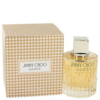 Jimmy Choo illicite par Jimmy Choo EDP vaporisateur 100ml